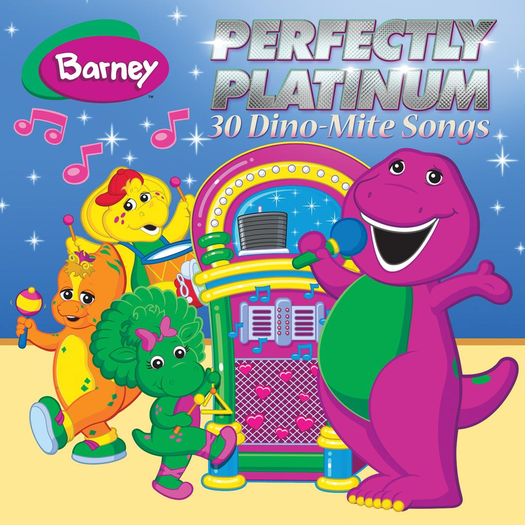 Abc Song By Barney Childrens Pandora