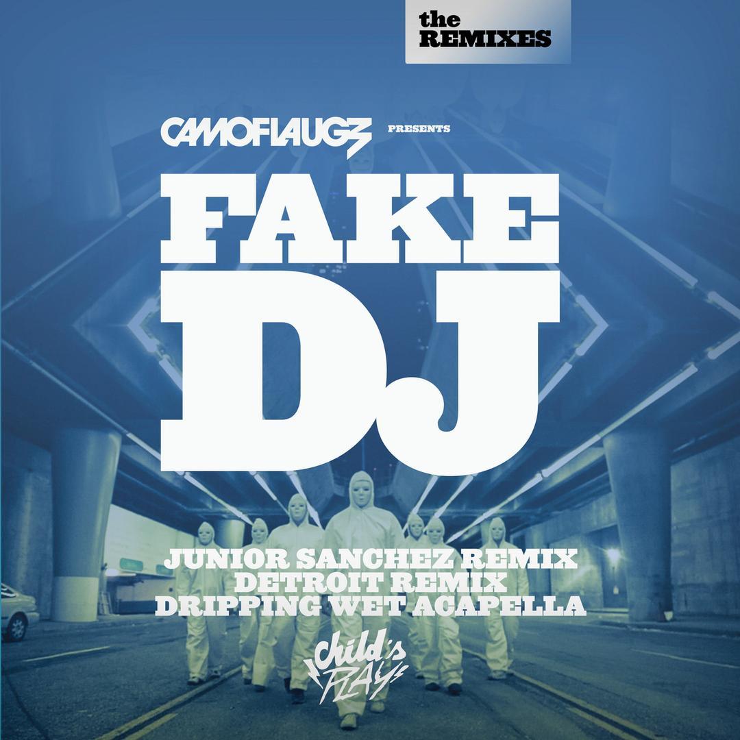 Fake DJ (Dripping Wet Acapella) by Camoflaug3 - Pandora