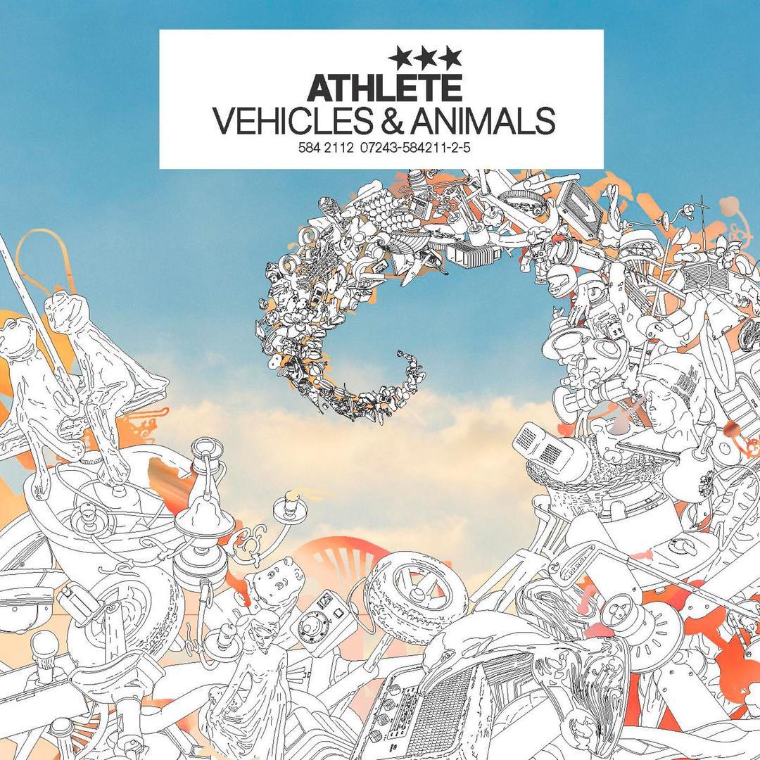 Wires by Athlete - Pandora