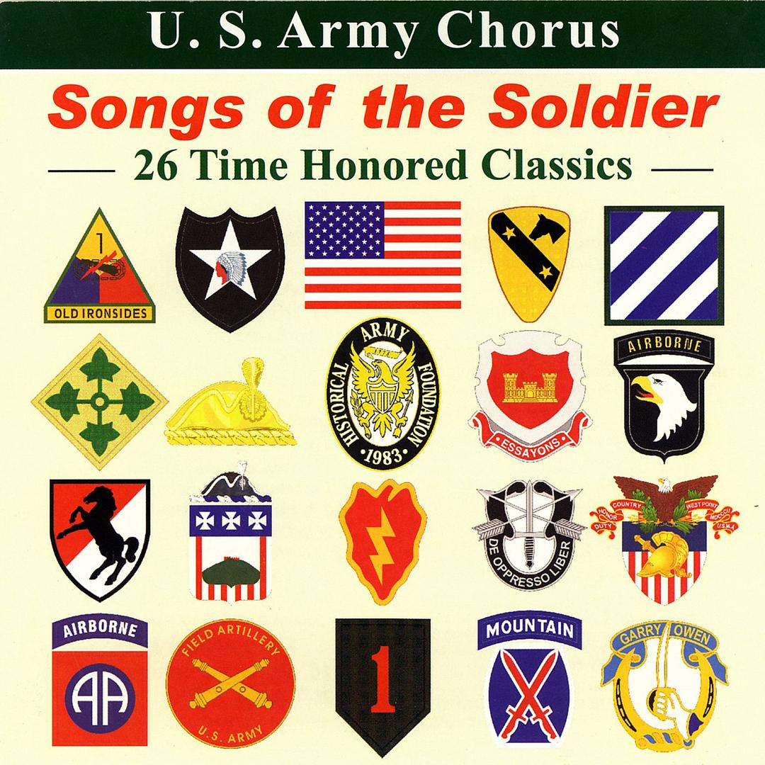 Big Red One 1st Infantry Division By Us Army Chorus Pandora