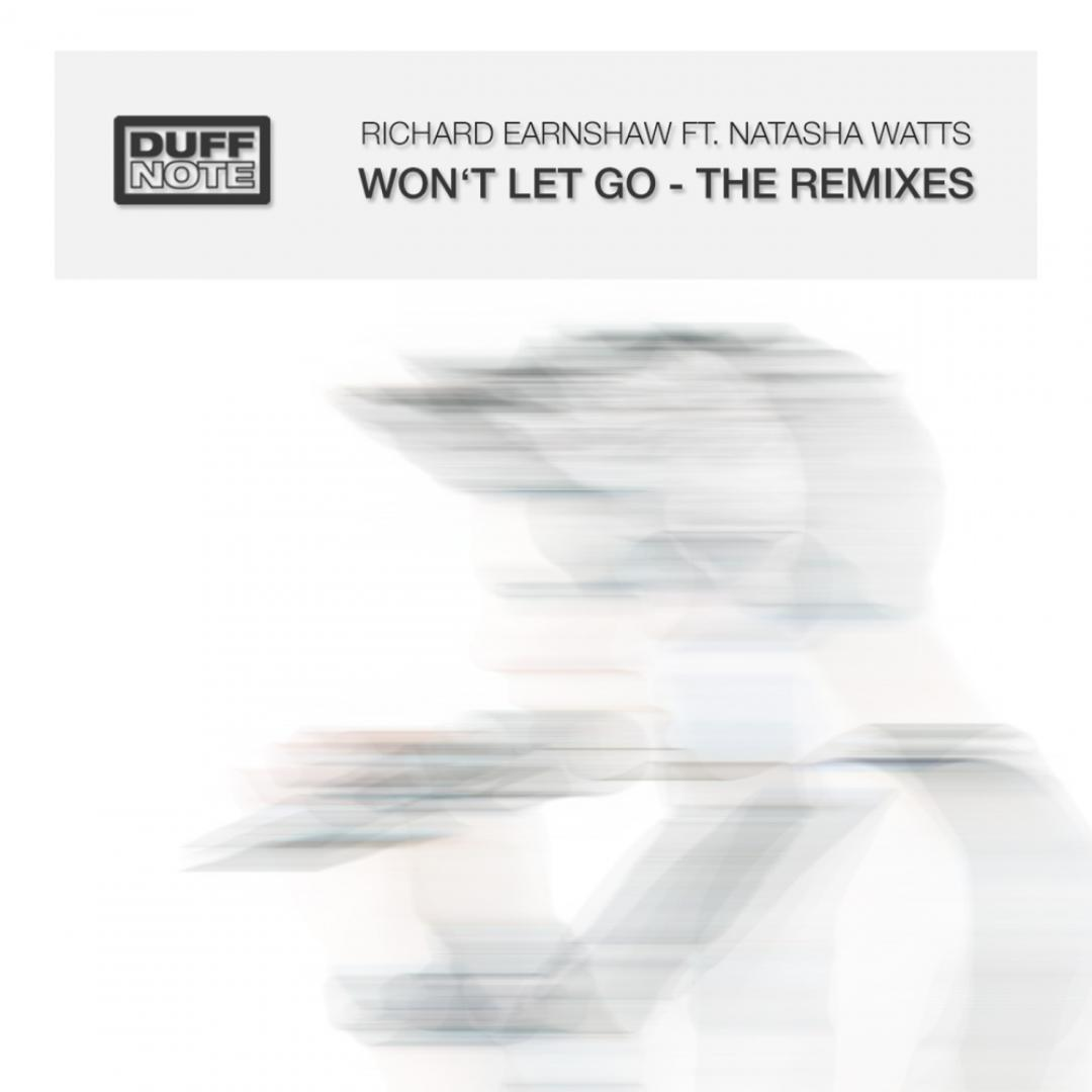 Won't Let Go (Groove Junkies Deep Touch Instrumental) (feat